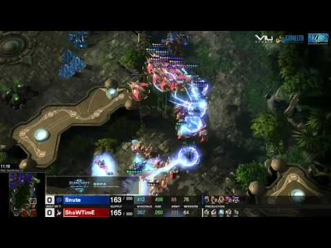 Grand Final   Snute vs  ShoWTimE ZvP   StarCraft 2 WCS Copa Intercontinental