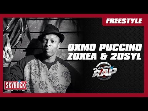 Oxmo Puccino, Zoxea & 20syl en live #PlanèteRap