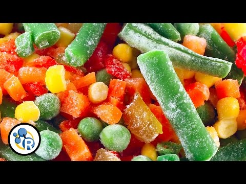 Are Frozen Veggies