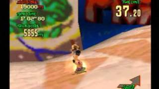 Street Sk8ter (PS1) Gameplay