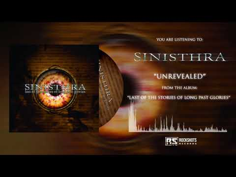 SINISTHRA - Unrevealed (Official Audio)