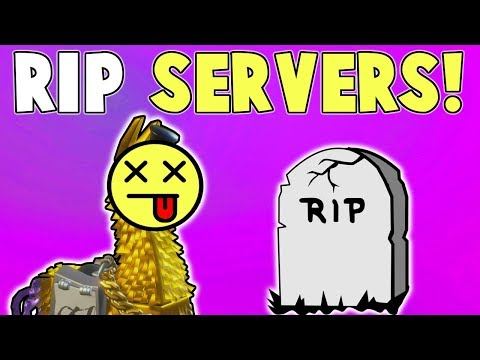 RIP Fortnite's Servers! Crashes And No Rewards Since Patch 5.20 | Fortnite Save The World News