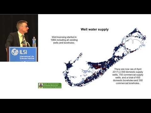 ILSI NA: Bermuda's Freshwater Cycle:  Capture, Conservation and Water…(Geoff Smith, PhD)