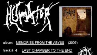 HUMATOR - Last Chamber To The End