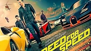 Need For Speed 2014 in Theaters March