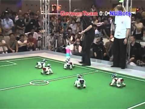 Video thumbnail of Aibo (1999)