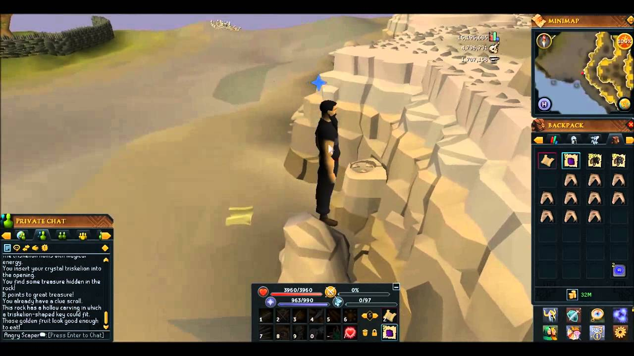 Opening My First Crystal Triskelion Chest Jagex Fails Youtube