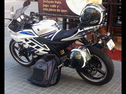 Yamaha R15 de Acapulco a Cuernavaca