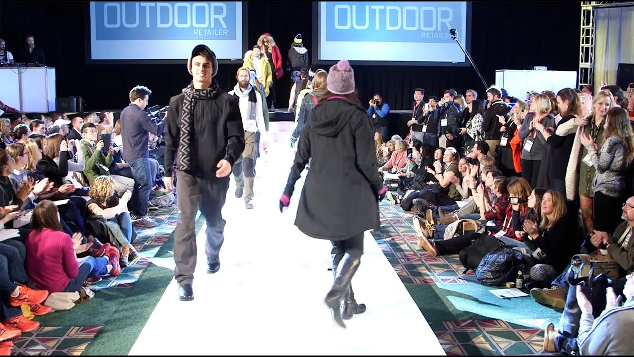 Conquering the Elements Fashion Show: Outdoor Retailer ...