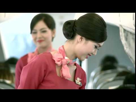 US Television, Myanmar National Airlines