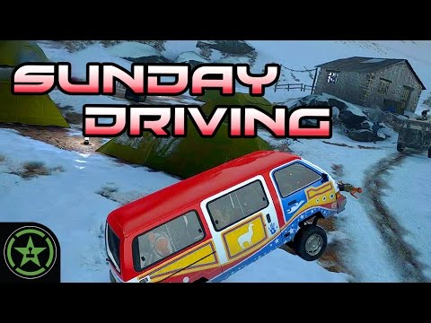 Let's Play - Sunday Driving in Ghost Recon Wildlands