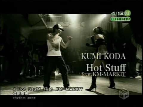 Koda Kumi Hot Stuff
