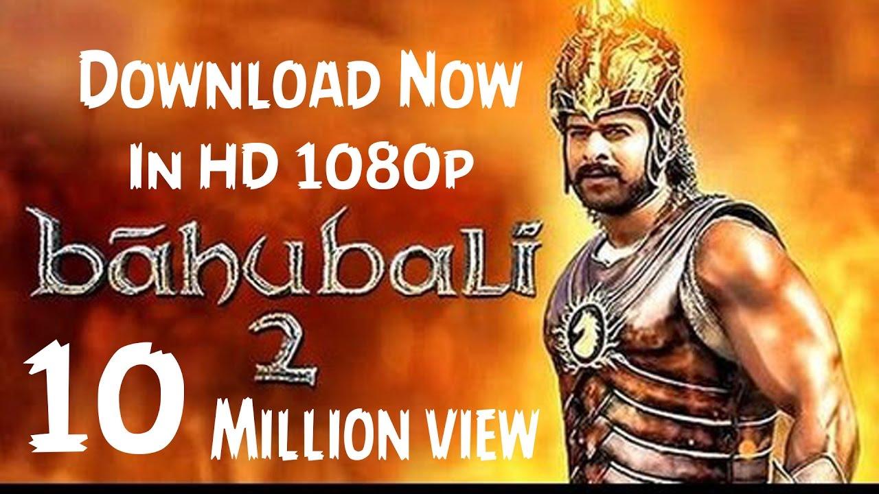 Bahubali 2 Full Movie Watch 2017 Youtube