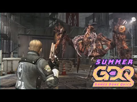 Resident Evil 4 by JTB in 1:36:28 - SGDQ2018