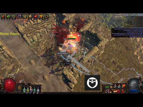 Path of Exile 3.1 Ancient City  Map T5