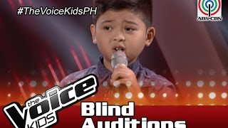 "The Voice Kids Philippines 2016 Blind Auditions: ""Drag Me Down"" by Marcuz"