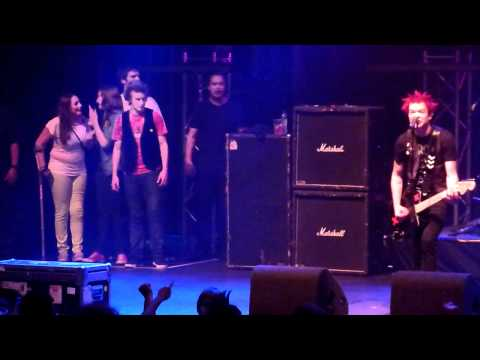 Sum 41 @ 013 Tilburg (2012), Part IX - 'Count Your Last Blessings'