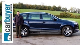 Audi Q7 SUV 2013 review - CarBuyer