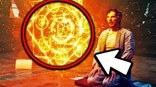 Why Doctor Strange Is In Complete Control of Avengers: Endgame