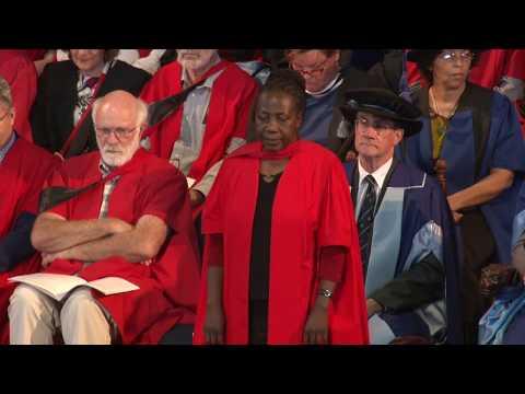 Faculties of Engineering, Humanities, Law and Science graduation ceremonies