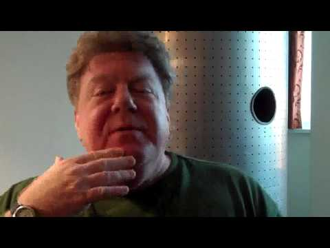 with Cheers Star, George Wendt