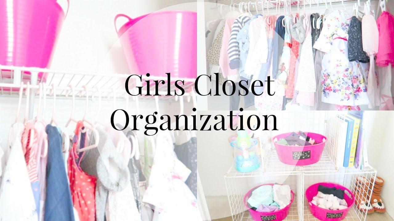 Girls Closet 2016!
