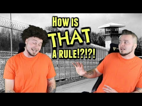 Top 5 Craziest Prison Rules