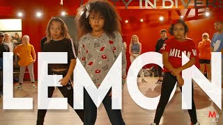 N E R D Feat Rihanna 34 Lemon 34 Phil Wright Choreography Ig Aphil Wright