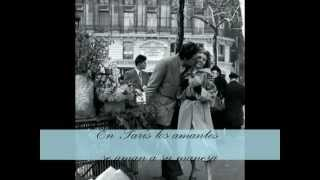 EDITH PIAF - Les amants de Paris (subtitulada español)