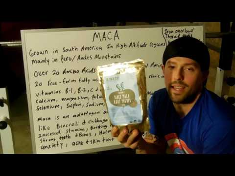 What is Maca Root, Amazing Health Benefits !!!!!!