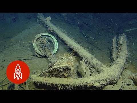 Exploring the Deep Sea for Shipwrecks and Sunken Planes