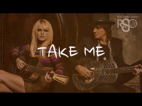 RSO Richie Sambora & Orianthi - Take Me (lyric video)