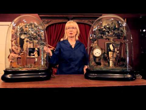 """Rare Automata Part 1 in """"As In A Looking Glass"""" Marquis Doll Auction by Theriault's."""
