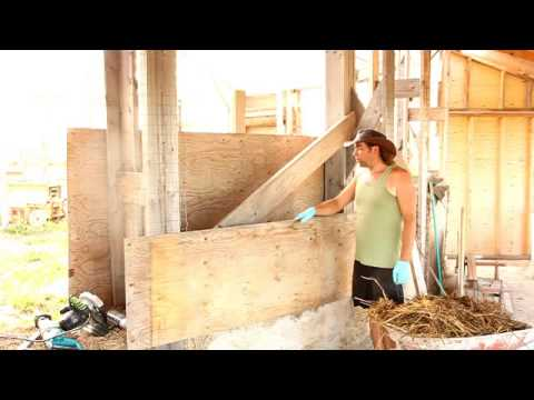 Riverstone Studios Straw Light Clay Building How To