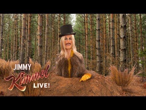 Kellyanne Conway Interrupts Kimmel Monologue