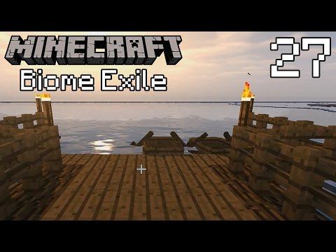 Minecraft - Biome Exile SMP [Part 27] - Refrigerated Redecorating