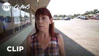 Claws: Polly's Breakdown - Season 2, Ep. 9 [CLIP] | TNT