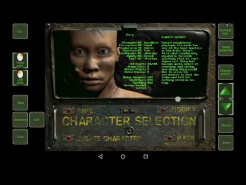 How To Play PC Games On Android With Magic Dosbox [Part3 - Fallout 2 Installation]