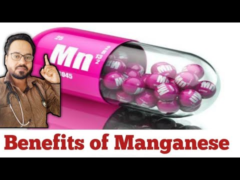 Benefits of Manganese