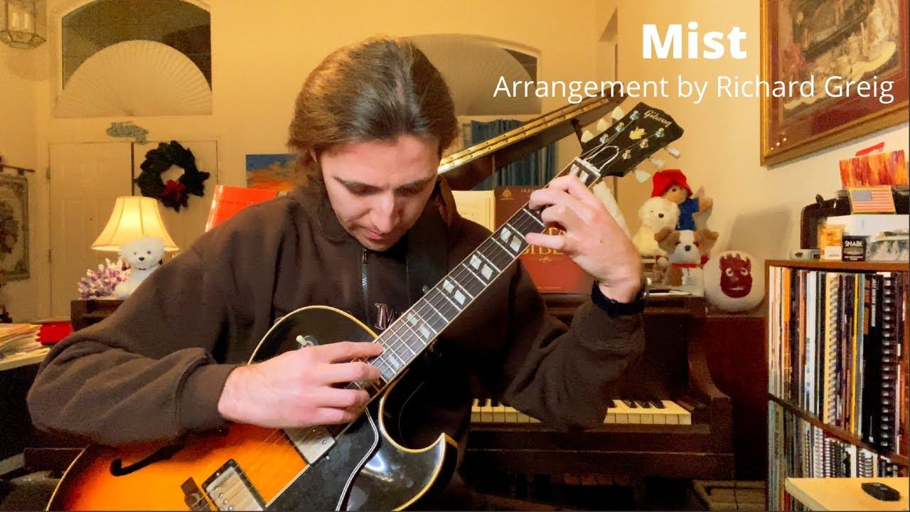 Mist - arrangement by Richard Greig