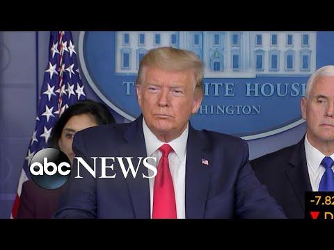 Trump authorizes use of Navy hospital ships for coronavirus ...