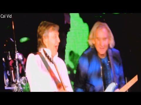 Paul McCartney Joe Walsh Dodger Stadium Live 2019 Mp3