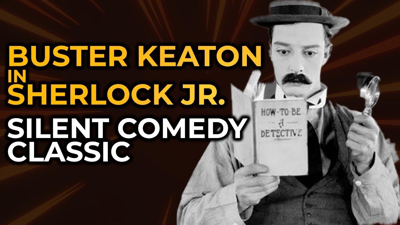 Download Sherlock Jr (1924) - Full Movie