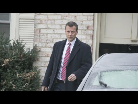 Hundreds of pages of messaged between FBI agents Peter Strzok and Lisa Page made public