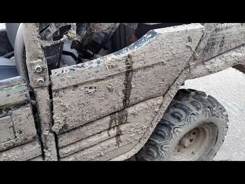 How to Clean Mud From UTV with Allclean