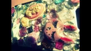Hi! This is my first real Decoden makeover, on my new cellphone's c...
