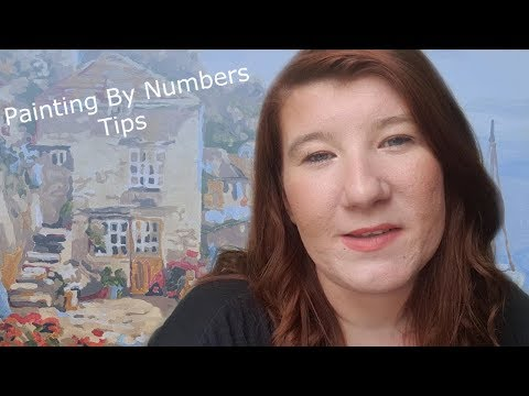 Painting By Numbers Tips!