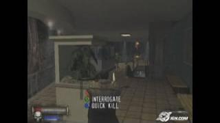 The Punisher (2005) Xbox Gameplay_2004_05_05_4