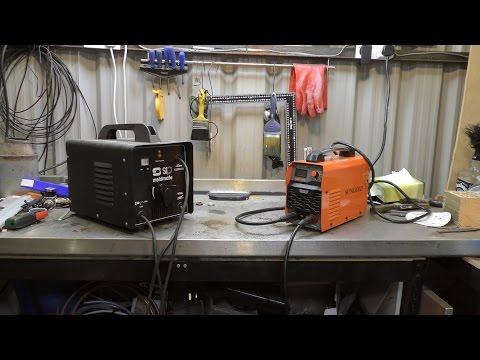 AC vs DC Welders