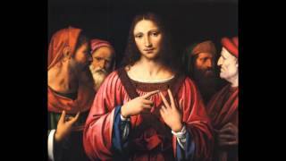 Josquin Desprez - Motets & Chansons - The Hilliard Ensemble